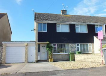 Thumbnail 3 bed property for sale in White Horse Close, Trowbridge, Wiltshire