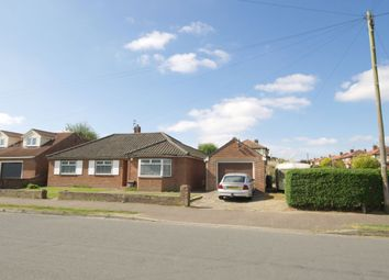Thumbnail 3 bed bungalow for sale in Russell Avenue, Sprowston, Norwich