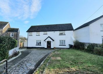 Thumbnail 3 bed detached house for sale in Higher Road, Fremington, Barnstaple