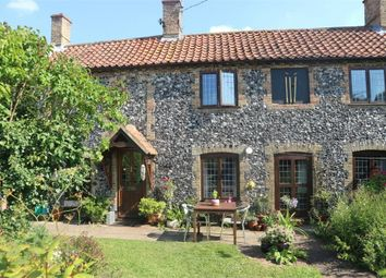 Thumbnail 3 bedroom cottage for sale in Cross Lane, Northwold, Thetford, Norfolk