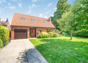 Thumbnail 3 bed detached bungalow for sale in Old Estate Yard, Normanby, Scunthorpe