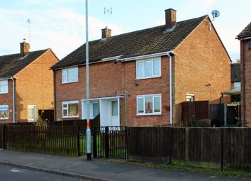 Thumbnail 2 bed end terrace house for sale in Blake Road, Corby