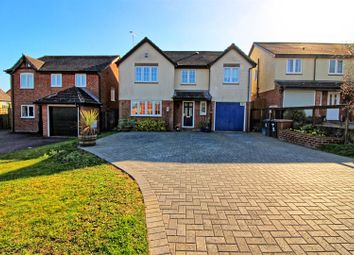 Thumbnail 5 bed detached house for sale in Luynes Rise, Buntingford