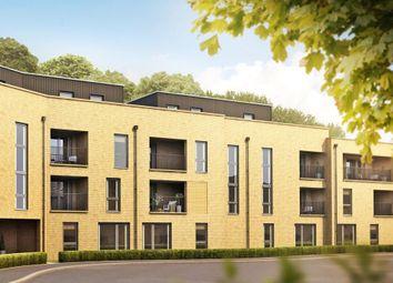 "Thumbnail 1 bedroom flat for sale in ""Locksbridge House"" at Divot Way, Basingstoke"