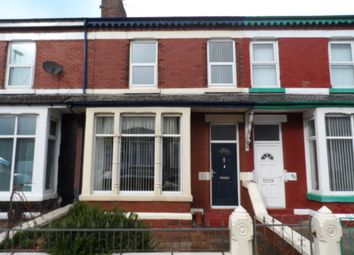 Thumbnail 4 bedroom terraced house for sale in Warley Road, Blackpool