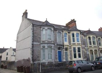 Thumbnail 7 bed end terrace house for sale in Plymouth, Devon