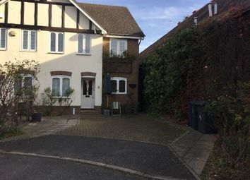 Thumbnail 1 bed semi-detached house to rent in Pavilion Mews, Private Road, London