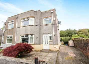 3 bed semi-detached house for sale in Crown Row, Maesteg CF34