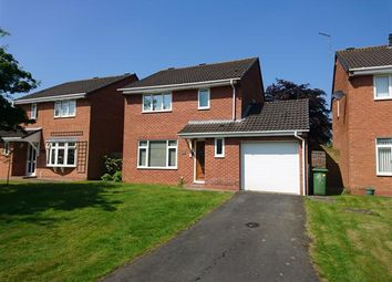 Thumbnail 3 bed detached house for sale in Pantulf Road, Wem