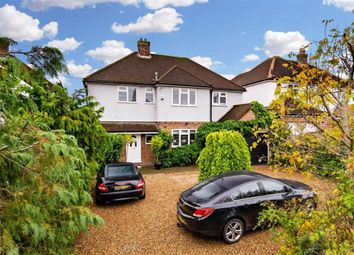 Thumbnail 4 bed detached house for sale in Station Road, Epping, Essex