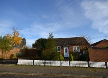Thumbnail 2 bed detached bungalow for sale in James Jackson Road, Dersingham, King's Lynn