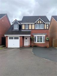 Thumbnail 4 bed detached house to rent in Westbourne Close, Spring View, Wigan
