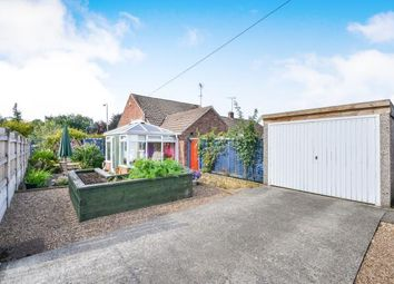 Thumbnail 3 bed bungalow for sale in Southwell Road East, Rainworth, Mansfield