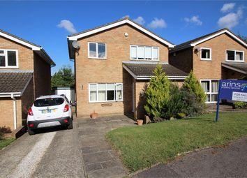 Thumbnail 4 bedroom detached house for sale in Calder Close, Tilehurst, Reading, Berkshire