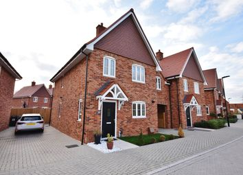 Thumbnail 3 bed link-detached house for sale in Howden Green, Steventon, Steventon