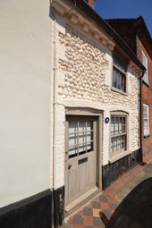 Thumbnail 1 bedroom cottage to rent in Albert Street, Holt, Norfolk
