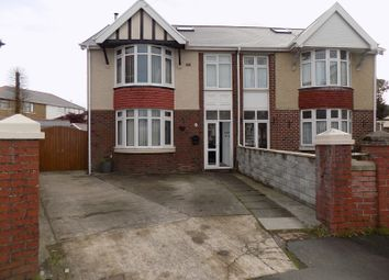 Thumbnail 3 bed semi-detached house for sale in Cedar Gardens, Baglan, Port Talbot, Neath Port Talbot.