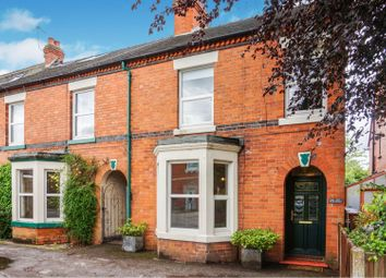 Thumbnail 4 bed semi-detached house for sale in New Road, Uttoxeter
