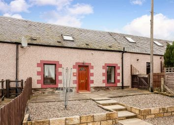 Thumbnail 2 bed terraced house for sale in Back Row, Rattray, Blairgowrie
