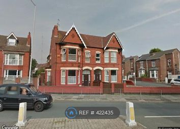 Thumbnail 2 bed flat to rent in Seaview Road, Wallasey