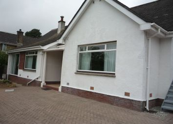 Thumbnail 4 bed detached bungalow to rent in Lamellion Cross, Liskeard