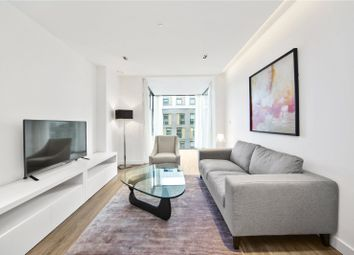 Thumbnail 1 bed flat to rent in Satin House, Goodmans Fields, London