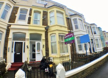 Thumbnail Studio to rent in Bright Street, South Shore, Blackpool, Lancashire