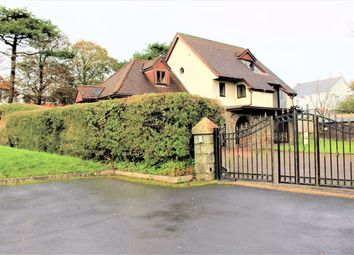 4 bed detached house for sale in Mayals Road, Mayals, Swansea SA3