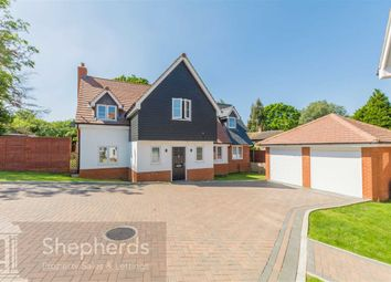 Thumbnail 4 bed detached house for sale in Latton Mews, Tye Green Village, Harlow, Essex