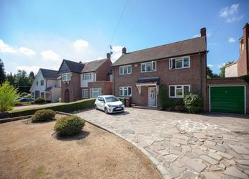 Thumbnail 3 bed detached house to rent in Shenley Hill, Radlett