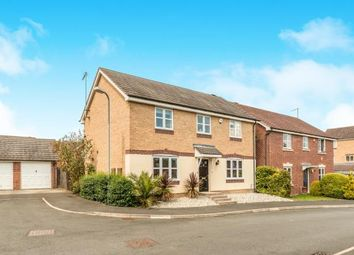 Thumbnail 4 bed detached house for sale in Jacombe Close, Chase Meadow, Warwick, .
