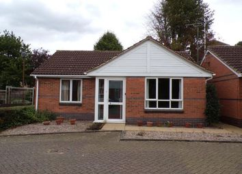 Thumbnail 2 bed bungalow for sale in Glover Court, Old Aylestone, Leicester, Leicestershire