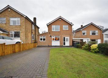 Thumbnail 3 bed detached house for sale in Cheriton Drive, Ravenshead, Nottingham