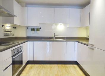Thumbnail 2 bed flat to rent in Jubilee Court, New Capital Quay, London