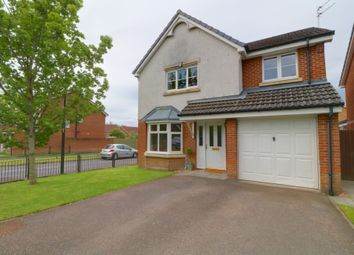Thumbnail 4 bed detached house for sale in Troon Road, Dundee