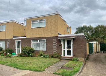 Thumbnail 2 bed end terrace house for sale in Eastern Avenue South, Kingsthorpe, Northampton
