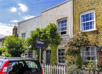 Thumbnail 2 bed terraced house for sale in Field Lane, Teddington