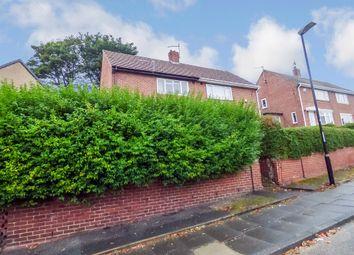 Thumbnail 2 bedroom semi-detached house for sale in Alloa Road, Sunderland