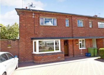 Thumbnail 1 bedroom flat for sale in Manor Rise, Stone, Staffordshire