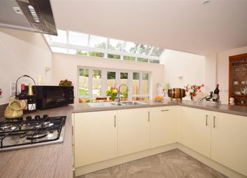 Thumbnail 3 bed town house for sale in Elysium Park Close, Whitfield, Kent