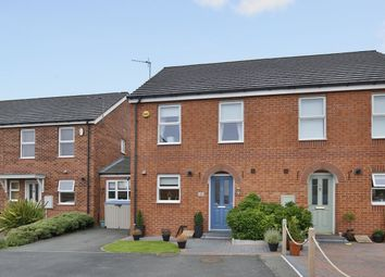 Thumbnail 3 bed semi-detached house for sale in Griffiths Court, Bowburn, Durham