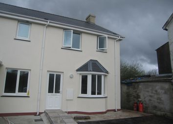 Thumbnail 2 bed end terrace house to rent in Ivy House, Tiers Cross, Haverfordwest.