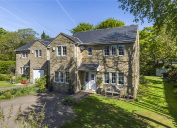 Thumbnail 5 bed detached house for sale in Moorhouse Lane, Oxenhope