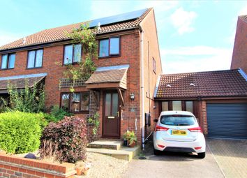 Thumbnail 4 bed semi-detached house for sale in Albrighton Croft, Highwoods, Colchester
