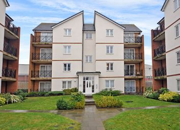 Thumbnail 2 bed flat for sale in Poppleton Close, Coventry