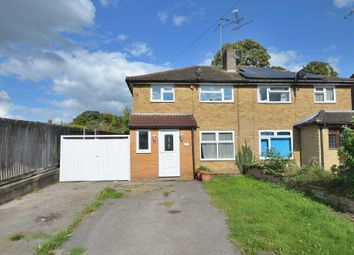 Thumbnail 3 bed semi-detached house to rent in Shelley Drive, Bletchley, Milton Keynes