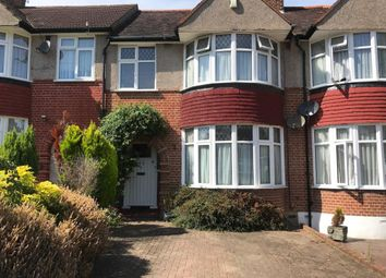 Thumbnail 3 bed terraced house to rent in Woodside Avenue, Chislehurst, Kent