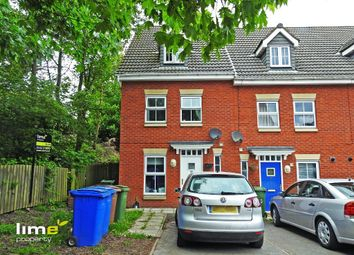 Thumbnail 3 bed town house to rent in Cooks Gardens, Keyingham, East Yorkshire