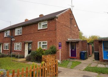 Thumbnail 2 bed maisonette for sale in Fortescue Road, Cambridge
