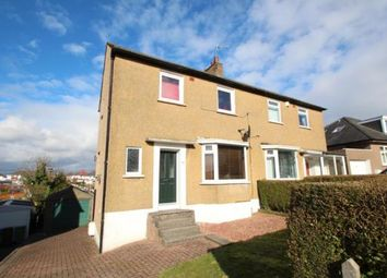 Thumbnail 2 bed semi-detached house for sale in Sunnybank Drive, Clarkston, East Renfrewshire